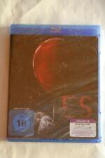 Es/It (2017, Remake, Stephen King) UNCUT Blu-ray, inkl. Dolby Atmos, NEU, OVP