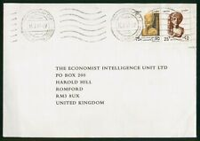 MayfairStamps Egypt 1997 Cairo to Rumford Great Britain Cover wwr5557