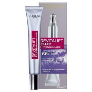L'Oreal Paris Revitalift Filler Replumping Eye Cream 15ml