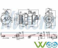 Kompressor, Klimaanlage  für BMW 1er 3er Touring 3er X4 X3 890359