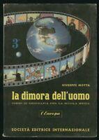 la DIMORA dell'UOMO volume 3 per scuola media corso di geografia sg