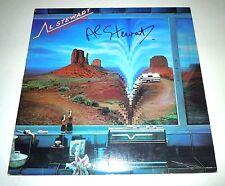 AL STEWART~Signed~Time Passages~Original Record Album~LP~Exact Proof