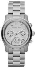 Relojes de pulsera Michael Kors plata cronógrafo