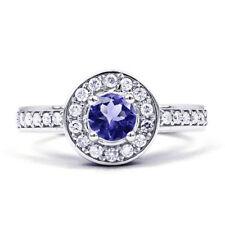 Anillos de joyería con gemas anillo de compromiso natural