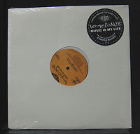 """Temperance - Music Is My Life 12"""" New Sealed HB-040 Canada 1994 Vinyl Record"""