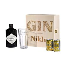 5-teiliges SET REGALO Hendrick'S Gin Tonic incl. incisione motivo PRODOTTO BY