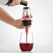 Magic Decanter Essential Red White Wine Sparkling Champagne Aerator Filter