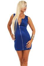 5479 Minikleid aus feinem Stretch-Stoff dress Kleid verfügbar in 5 Farben .