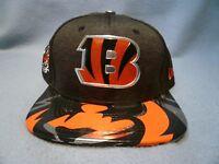 New Era 9Fifty Cincinnati Bengals NFL Draft 17 Snapback BRAND NEW hat cap Cinci