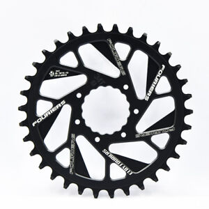 FOURIERS bike chainring chain wheel 0mm Offset Fix cranks with CINCH System