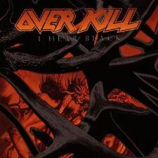 OVERKILL I Hear Black - LP / Coloured Vinyl - Limited 400 - RSD 2017