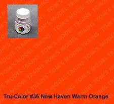036 Tru-Color Paint New Haven Warm Orange