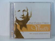 CD ALBUM Great european composers VIVALDI KBL European private bankers sel603098