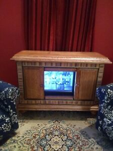 WORKING DOLLHOUSE TELEVISION  MINIATURE TV : ALL NEW STYLE