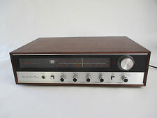 Allied Stereo Receiver Model 426 AM FM Stereo Simulated Wood Finish 1970's Vtg