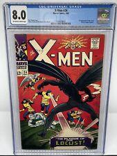 The X-Men 24 CGC 8.0