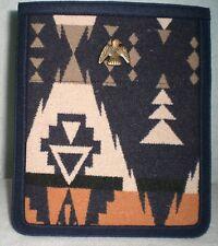 Pendleton Woolen Mills E-Tablet Sleeve, Navy Blue              ib101-15804