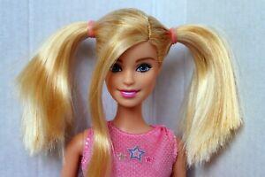 Barbie Doll Blonde Redressed Adorable 03