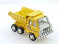KY China Tipper Truck Kipper LKW gelb Blech Tin Toy 70er Jahre 1410-14-26