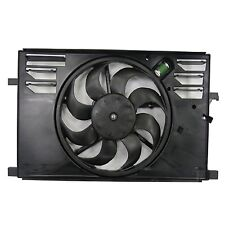 2015 2016 Jeep Renegade/Ram Promaster City Radiator Condenser Cooling Fan New