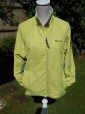 MARMOT LIGHTWEIGHT JACKET G1046-1-MPT- SIZE M-36-38 CHEST-LIME GREEN COLOUR