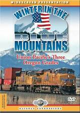 Winter in the Blue Mountains Union Pacific;s Three Oregon Grades DVD NEW UP