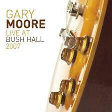 New: GARY MOORE - Live At Bush Hall (Limited Edition White Vinyl LP)