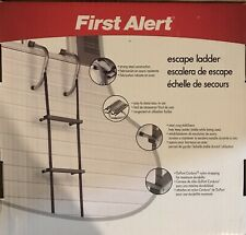 Nwt First Alert Fire Escape Ladder ~ 2 story ~ 14 ft ~ model El52