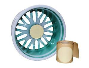 Alloy Wheel Masking Discs For Powder Coating, High Temp Hub Covers, Refurb Discs