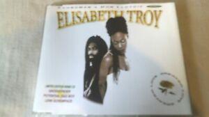 SOUNDMAN / DON LLOYDIE / ELISABETH TROY - GREATER LOVE - 4 MIX CD SINGLE