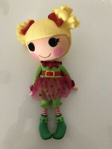 LALALOOPSY DOLL - HOLLY SLEIGH BELLS - RETIRED 30CM
