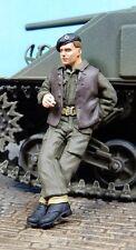 British Empire Tank Crewman, Europe 1943-45, 35035 Ultracast Resin 1/35 scale