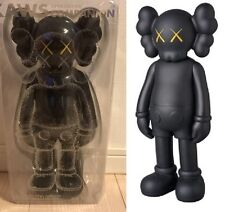 KAWS COMPANION OPEN EDITION BLACK MEDICOM TOY PLUS Be@rbrick New Authentic