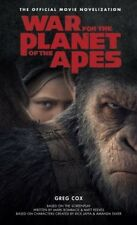 War for the Planet of the Apes: Official Movie Novelization [New Book] Paperba