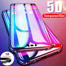 5D Full Cover Tempered Glass 9H Screen Protector For Huawei P20 Pro Lite