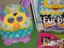 Hasbro 2012 Furby Boom Pastel Special Edition w/ box instructions VHTF WORKS