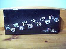 1/43 MINICHAMPS PORSCHE 956L 1982 LE MANS 1-2-3 1st ICKX/BELL 2nd MASS/SCHUPPAN