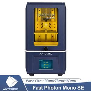 ANYCUBIC Photon Mono SE Resina Stampante 3D Printer Fast Printing 130*78*160mm