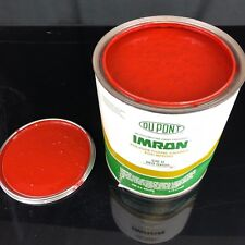 Dupont Imron Polyurethane Enamel Auto Paint 536U RED Oxide Gallon
