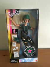 AAFES Special Edition Collector's Barbie Paratrooper