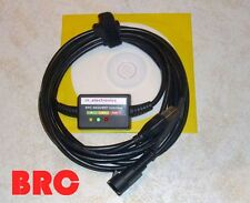 BRC SEQUENT 24,56 Plug&Drive SDI Fast LPG GPL Diagnose Kabel USB INTERFACE+Softw