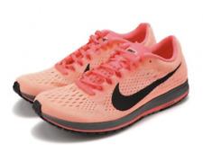 Nike Zoom Streak 6 Racing Shoes Men's 15 Black Hot Punch Orange 831413 800 New!