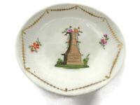 Antique Wallendorf  Porcelain Bowl 1787-1833 Germany