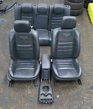 Renault Megane Sport 2002-2008 225 Half Leather Interior Set Chairs Door Cards