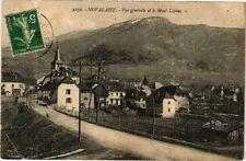 CPA Novalaise - Vue generale et le Mont Lipine (252256)