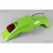 UFO KDX200 90-94 REAR FENDER WITH TAIL STOP/LIGHT 2715