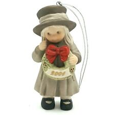 """Kim Anderson's Pretty As A Picture Figurine """"A New Year, A New Love"""" Limited"""