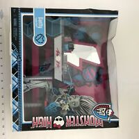Mattel Monster High Vanity & Accessories Frankie Stein Playset DOLL NOT INCLUDED