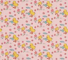 Cuarto Gordo Juguete pecho Chicks on Rosa 100% Cotton Quilting fabric Penny Rose