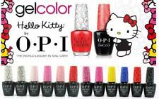 "OPI GELCOLOR  ""COLLECTION HELLO KITTY "" 15 ML/GEL POLISH"